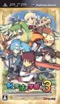 Descargar Ken To Mahou To Gakuen Mono 3 [JAP] por Torrent